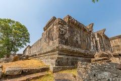 Templo de Preah Vihear Fotos de Stock