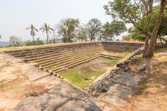 Templo de Preah Vihear Imagem de Stock Royalty Free