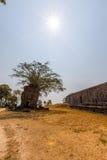 Templo de Preah Vihear Foto de Stock Royalty Free