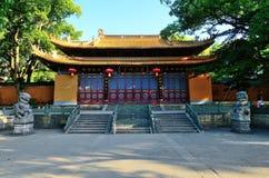 Templo de Puji Imagens de Stock Royalty Free