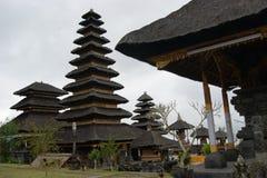 Templo de Pura Besakih, Bali, Indonesia Foto de archivo