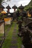 Templo de Pura Lempuyang imagem de stock royalty free