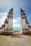 Templo de Pura Lempuyang. Bali fotografía de archivo libre de regalías
