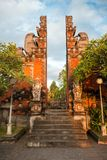 Templo de Pura Rambut Siwi Imagens de Stock Royalty Free