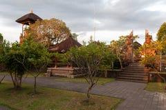 Templo de Pura Rambut Siwi Foto de Stock Royalty Free