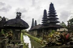 Templo de Pura Ulun Danu Bratan Imágenes de archivo libres de regalías