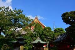 Templo de Qiancao Fotos de archivo libres de regalías