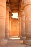 Templo de Ramesseum, Egito Imagem de Stock