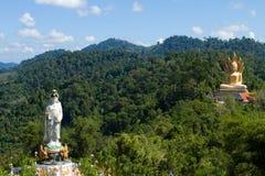 Templo de Riang de la explosión del recorrido Fotos de archivo