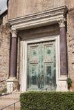 Templo de Romulus Foto de archivo