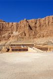 Templo de s de Hatshepsut ' Imagens de Stock Royalty Free