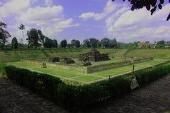 Templo de Sambisari Imagen de archivo libre de regalías