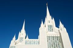 Templo de San Diego California imagen de archivo libre de regalías