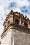 Templo De Santo Domingo, Cusco Pérou Image stock