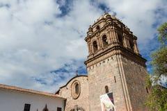 Templo De Santo Domingo, Cusco Pérou Photographie stock libre de droits