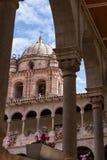 Templo de Santo Domingo, Cusco Peru Royalty Free Stock Photos