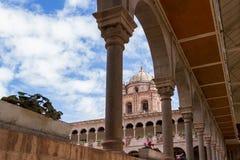Templo de Santo Domingo, Cusco Peru Stock Photos