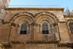 Templo de Santo Sepulcro foto de archivo libre de regalías