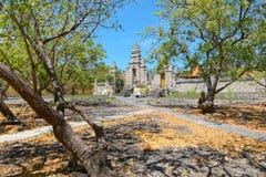 Templo de Segara Giri Gilimenjangan Imágenes de archivo libres de regalías