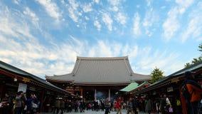 Templo de Sensoji imagens de stock royalty free