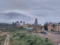 Templo de Sharadha Imagenes de archivo