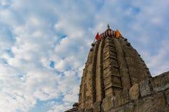 Templo de Shiv en Baijnath Himachal la India fotos de archivo libres de regalías