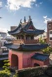 Templo de Sofuku-ji foto de stock royalty free