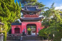 Templo de Sofuku-ji imagem de stock royalty free
