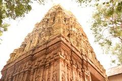 Templo de Someshwara, Kolar, Karnataka, Índia Fotografia de Stock