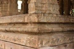 Templo de Someshwara, Kolar, Karnataka, Índia fotografia de stock royalty free