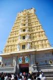 Templo de Sri Chamundeswari Imagem de Stock Royalty Free