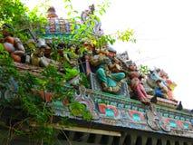 Templo de Sri Lanka Colombo Foto de Stock Royalty Free