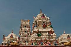 Templo de Sri Mariamman Fotos de archivo libres de regalías