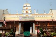Templo de Sri Poyatha Moorthi Fotografia de Stock