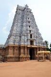 Templo de Sri Ranganathaswamy   imagem de stock