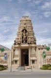 Templo de Sri Vairavimada Kaliamman Imagenes de archivo