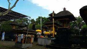 Templo de Srijong, Tabanan Bali foto de archivo libre de regalías