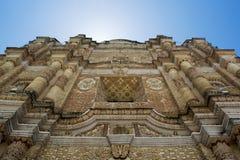 Templo de St Domingo Fotos de Stock Royalty Free
