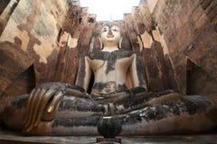 Templo de Sukhothai Fotografia de Stock Royalty Free