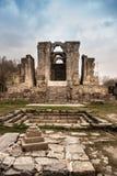 Templo de Sun en Cachemira Imagenes de archivo