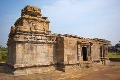 Templo de Suryanarayana, Aihole, Bagalkot, Karnataka, la India Fotografía de archivo libre de regalías