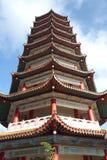 Templo de Swee de la barbilla de la pagoda, montaña de Genting Imágenes de archivo libres de regalías