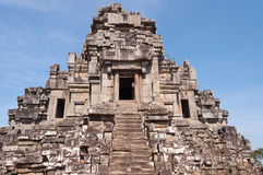 Templo de Ta Keo. Angkor. Camboja Foto de Stock Royalty Free