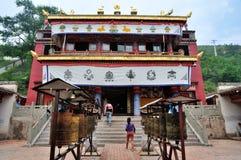 Templo de Taer fotos de archivo