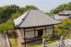Templo de Taihoji & x28; 13o c & x29; em Matsuyama Tesouro nacional de Japa Fotos de Stock