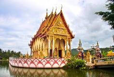 Templo de Tailândia Foto de Stock