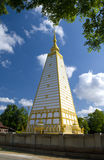 Templo de Tailândia do leste norte Fotografia de Stock Royalty Free
