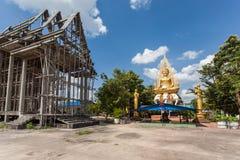 Templo de Tailandia Imágenes de archivo libres de regalías