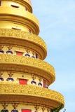 Templo de Tailandia Foto de archivo libre de regalías