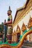 Templo de Tailandia Fotografía de archivo
